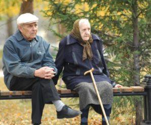 На 10 працюючих в Україні припадає 11 пенсіонерів