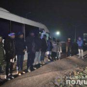 Нелегальних мігрантів затримали на Закарпатті