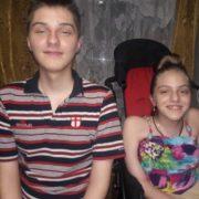 На Івано-Франківщині допомоги потребують брат і сестра, які хворіють на важку хворобу