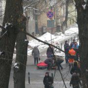 Аварія у Франківську: у центрі міста на пішохідному переході автомобіль збив жінку