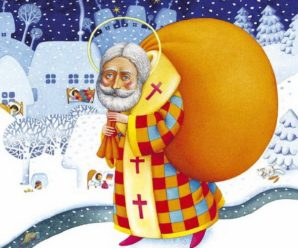 Вірші про Святого Миколая для дітей