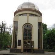 В Івано-Франківську біля міського озера побудують капличку
