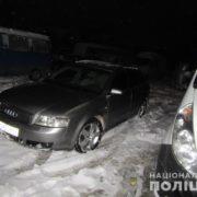 Прикарпатець побив чоловіка під торговим центром та вкрав у нього Audi A4