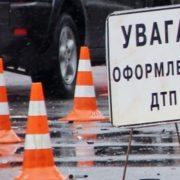 В передмісті Івано-Франківська фургон збив пенсіонерку, яка переходила дорогу на пішохідному переході