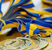 169 медалей завоювали цьогоріч франківці на всеукраїнських і міжнародних змаганнях