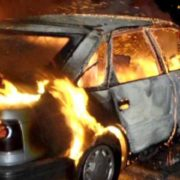 В Івано-Франківську за добу згоріли два автомобілі
