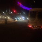 У Пасічній два тролейбуси паралізували рух (фото)