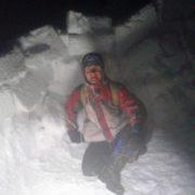 Новий рік на Говерлі: десятки людей святкували на найвищій вершині України (ФОТО)