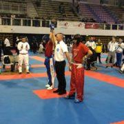 Прикарпатські спортсмени відзначилися на міжнародному турнірі з кікбоксингу