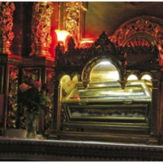 Історія про мощі святого Валентина, які зберігаються на Львівщині