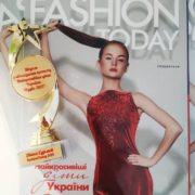 """Калушанка стала обличчям журналу """"100 найкрасивіших дітей України"""""""