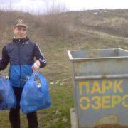 Сортування як хобі: Коломиянин розповів про незвичайне використання відходів