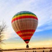 """""""Благо"""" запрошує франківців безкоштовно політати на повітряній кулі"""