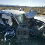 Смертельна ДТП на Прикарпатті: внаслідок зіткнення двох авто загинула жінка