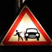 В Івано-Франківській області сталась ДТП: автомобіль наїхав на пішохода