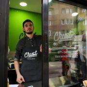 24-річний франківський пластун власними силами започаткував свій бізнес
