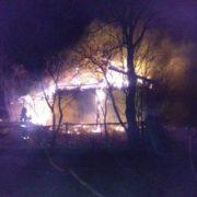 На Івано-Франківщині у вогні загинув 46-річний чоловік (ФОТО)
