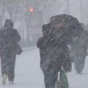 На вихідних в Україні похолодає до -10