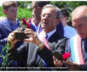 """До анексованого Криму прибула """"делегація"""" з Франції"""