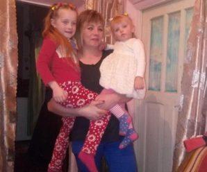 Прикарпатців просять допомогти мамі з двома дітьми у яких згорів будинок