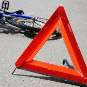 На Прикарпатті автомобіль на смерть збив велосипедиста