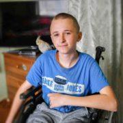 У Калуші відбудеться благодійний ярмарок на підтримку «кришталевого хлопчика» Володі Базюка