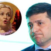 Фаріон рознесла Зеленського в прямому ефірі: відео скандалу