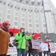 В Івано-Франкіську повії виступають за відміну покарання за проституцію