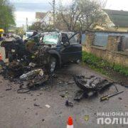 На Прикарпатті сталася жахлива ДТП з загиблим і постраждалими: опубліковано фото