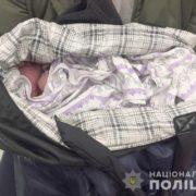 Вигулював собаку і знайшов сумку з немовлям: розшукують породіллю (фото, відео)