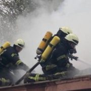 Нещадна стихія: В психлікарні сталася масштабна пожежа, евакуйовано понад півсотні людей