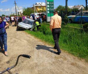 На Прикарпатті п'яний водій насмерть збив чоловіка, що косив траву(ФОТО)