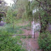 У Калуші чоловіка понесла бурхлива ріка – його шукають рятувальники