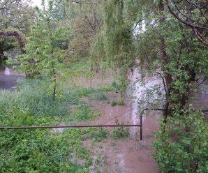 Впав у річку і зник: на Прикарпатті стихія забрала чоловіка