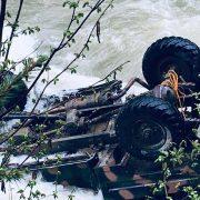 Аварія з туристами на Прикарпатті: водію загрожує від 5 до 10 років в'язниці
