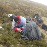 Гірські рятувальники допомогли чеській туристці в Карпатах