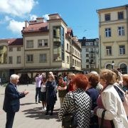 В Івано-Франківську розпочались безкоштовні екскурсії