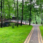 В мережі з'явилися неймовірно красиві фото міського парку в Івано-Франківську