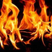 На Прикарпатті горіли три житлові будинки