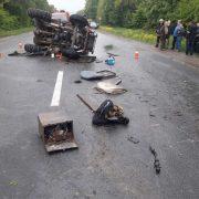 Оприлюднені подробиці смертельної ДТП у Боднарові — загинув 34-річний водій