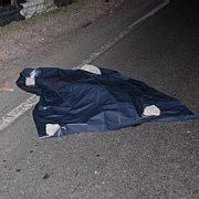 На Івано-Франківщині водій наїхав на людину і залишив її помирати на дорозі
