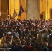 Масові антиросійські протести у Грузії: головне – фото та відео