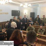 Прикарпатський атовець та депутат міської ради віддав свою квартиру побратимові