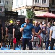 Колишній міський голова та міністр енергетики взяв участь у Богатирському турнірі як любитель