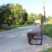 У Калуші створили нову відпочинкову зону