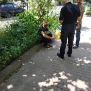 Франківські патрульні на гарячому спіймали крадіїв акумуляторів