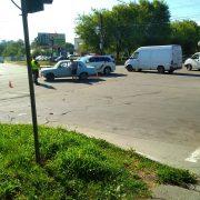 Велосипедист зіткнувся з автомобілем: аварія у Калуші. ФОТО