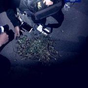 Прикарпатця з пакетом макової соломки затримали поліцейські