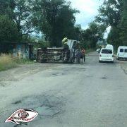 На Рожнятівщині люди допомогли п'яному водію підняти машину після ДТП і він поїхав далі