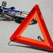 У Калуші водійка наїхала на велосипедиста